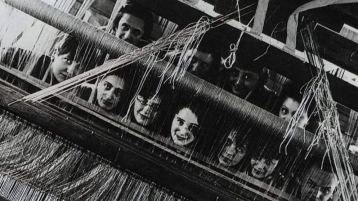 Anni Albers: Women weaving at theBauhaus