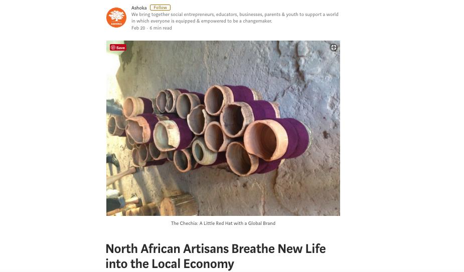 Craftmanship brings new life to local economy inTunisia