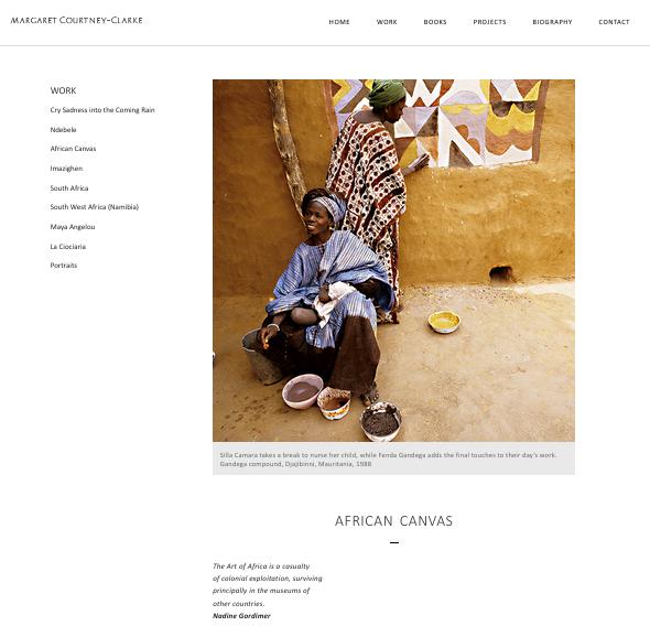 Margaret & the art of Ndebelewomen