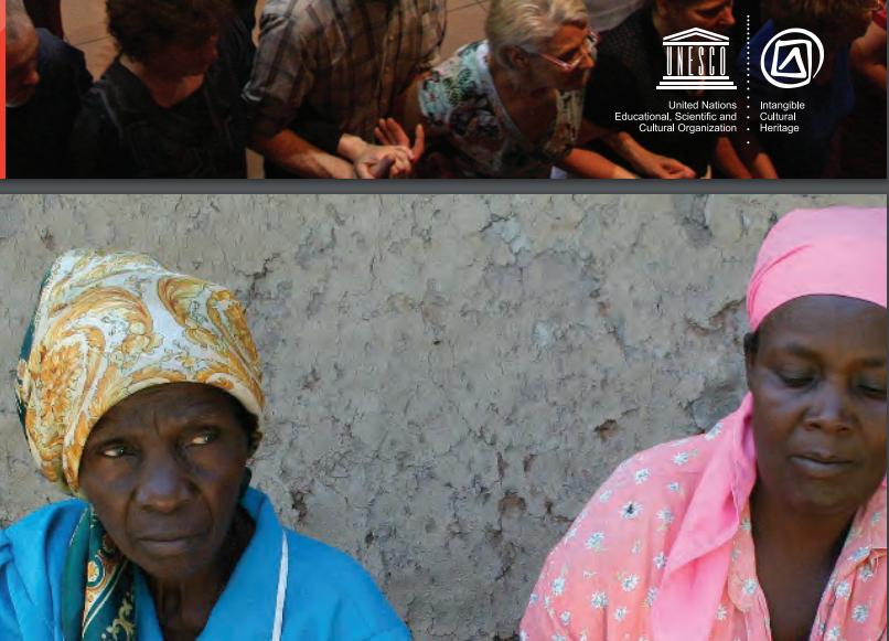 Intangible Cultural Heritage &Gender